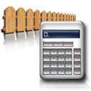 Калькулятор забора из штакетника