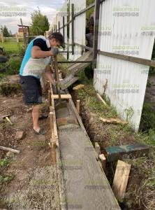 5-1 растяжка бетона по опалубке